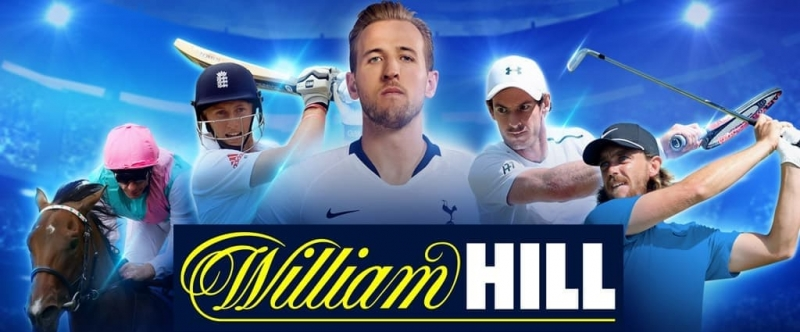 William Hill Promo Code - Bet £10 Get £40 Free Bets